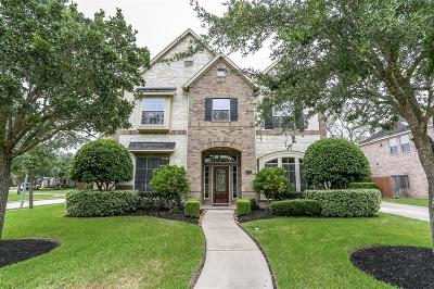 Richmond Single Family Home For Sale: 21306 Idle Wind Drive