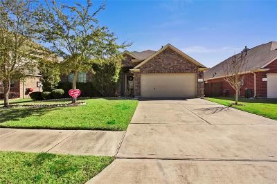 Pearland Single Family Home For Sale: 2105 Rolling Fog Drive