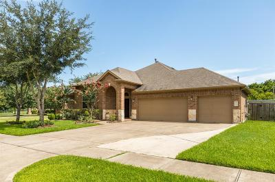 Pearland Single Family Home For Sale: 5802 Lawrence Court