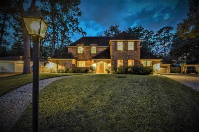 Houston Single Family Home For Sale: 5511 Westminister Court