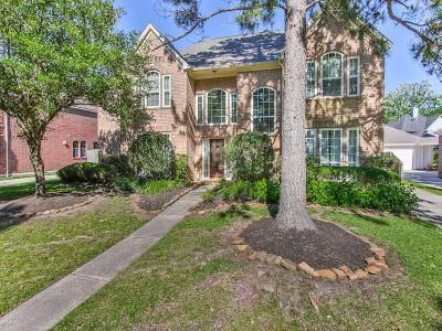 Kingwood Single Family Home For Sale: 3606 Clover Valley Drive