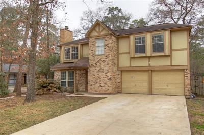 The Woodlands Single Family Home For Sale: 87 N Deerfoot Circle