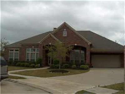 Single Family Home For Sale: 26319 Watercypress Court
