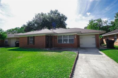 Houston Single Family Home For Sale: 4041 Woodfox Street