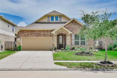 League City TX Single Family Home For Sale: $307,000