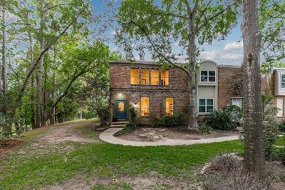 Harris County Condo/Townhouse For Sale: 15177 Kimberley