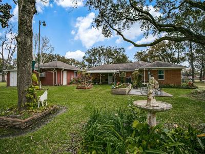 Texas City Single Family Home For Sale: 709 Lane Road