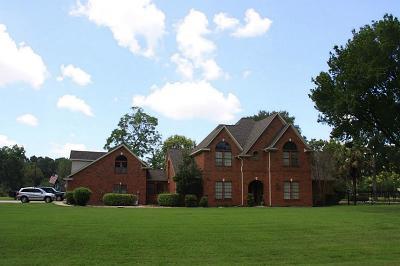 Baytown Single Family Home For Sale: 3000 W Landmark Drive