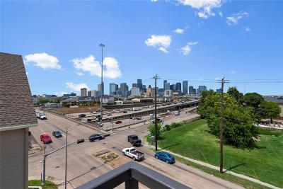 Houston Condo/Townhouse For Sale: 2020 McGowen Street #U