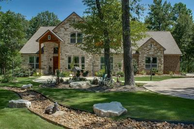 Willis Single Family Home For Sale: 14719 Turquoise Trl