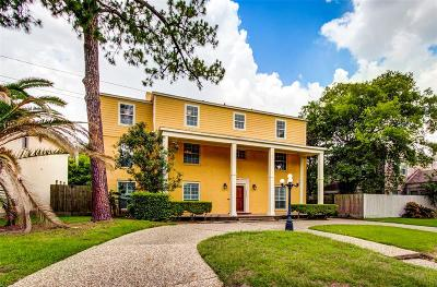 Houston Single Family Home For Sale: 5530 Ardmore Street