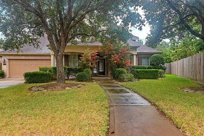 Katy Single Family Home For Sale: 21734 Canyon Peak Lane