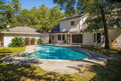 Spring Single Family Home For Sale: 18215 Mahogany Forest Drive
