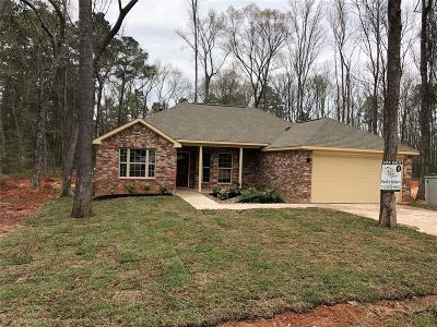 Conroe Single Family Home For Sale: 10373 Royal Cullum Drive