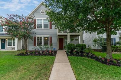 Katy Single Family Home For Sale: 6323 Hall Pond Court