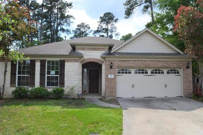 Montgomery Single Family Home For Sale: 178 Clearmont Place
