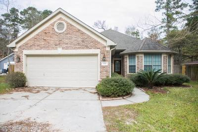 Conroe TX Single Family Home For Sale: $147,900