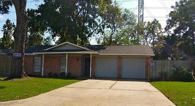 Humble Single Family Home For Sale: 7130 Oak Village Drive