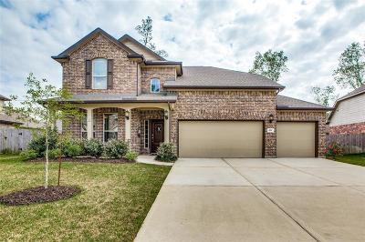 Crosby Single Family Home For Sale: 819 S Chamfer Way