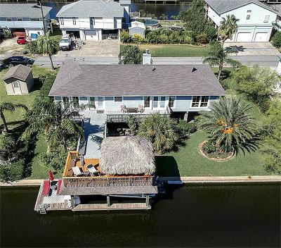 Bayou Vista Single Family Home For Sale: 818 Marlin Street