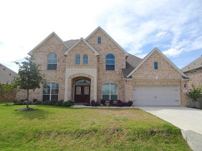 Willis Single Family Home For Sale: 13837 Shoreline Drive