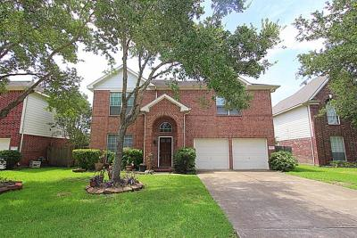 Pearland Single Family Home For Sale: 6406 Old Oaks Boulevard