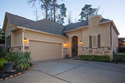 Tomball Single Family Home For Sale: 66 Sundown Ridge Place
