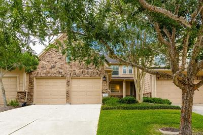 Sugar Land Condo/Townhouse For Sale: 8954 Silent Willow Lane
