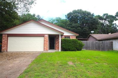 Porter Single Family Home For Sale: 3219 Santana Drive