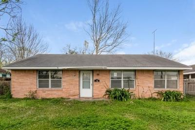 Galveston County Single Family Home For Sale: 11822 17th Street
