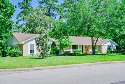 Conroe Single Family Home For Sale: 21 Fairway Drive