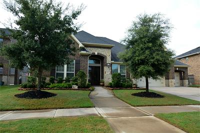 Fulshear Single Family Home For Sale: 5807 Mustang Ridge Lane