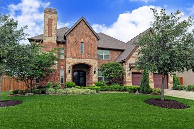Katy Single Family Home For Sale: 2110 Granite Brook Lane