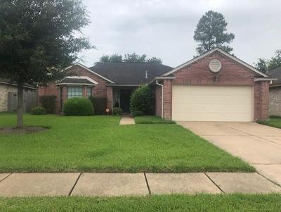 Missouri City Single Family Home For Sale: 14410 Twin Twist Court