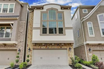 Houston Single Family Home For Sale: 8326 Ginger Oak