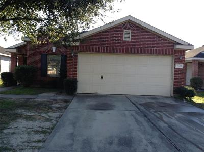 Houston Single Family Home For Sale: 15503 Western Skies