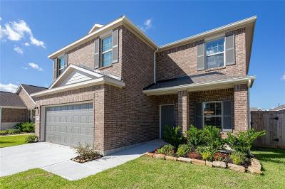 Humble Single Family Home For Sale: 11339 Eagle Branch