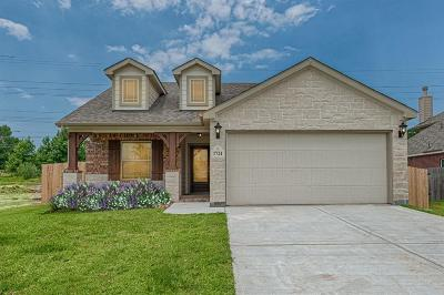 Conroe Single Family Home For Sale: 1724 Wandering Hills