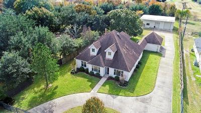 Katy Single Family Home For Sale: 2010 Saddlehorn Trail