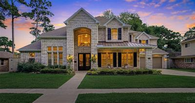 Houston Single Family Home For Sale: 12311 Cobblestone Drive