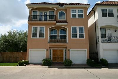 Houston Single Family Home For Sale: 7127 Windwater Lagoon