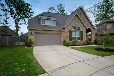 New Caney Single Family Home For Sale: 18406 Montecucco Court
