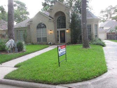 Single Family Home For Sale: 20206 Post Oak Hill Drive
