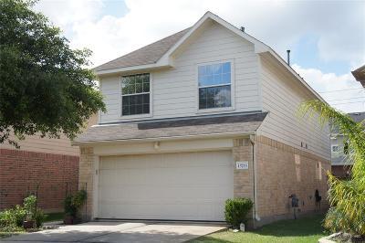 Houston Single Family Home For Sale: 13723 Rural Oak Street