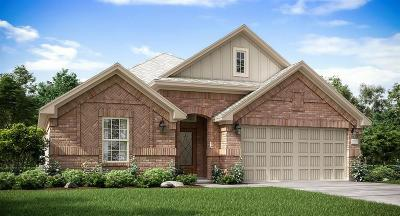 New Caney Single Family Home For Sale: 18814 Rosewood Terrace Drive