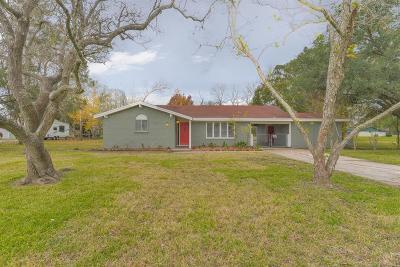 Manvel Single Family Home For Sale: 7110 Charlotte Street