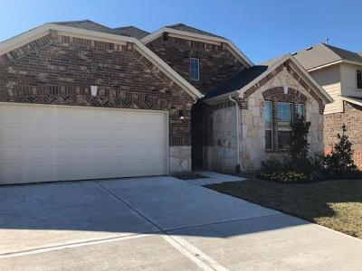 Conroe Single Family Home For Sale: 12109 Pearl Bay