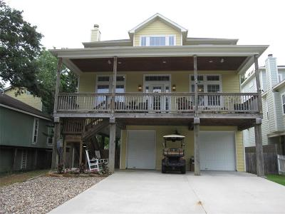 Clear Lake Single Family Home For Sale: 704 E Shore Drive
