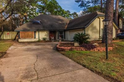 Spring Single Family Home For Sale: 19434 Dianeshire Drive