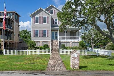 La Porte Single Family Home For Sale: 3330 Miramar Drive